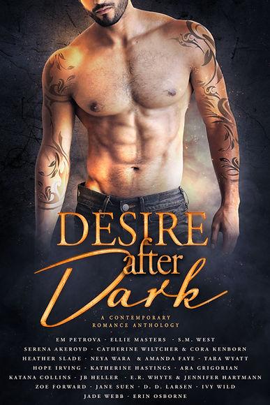Josi Beck.Desire After Dark.Anthology.2D