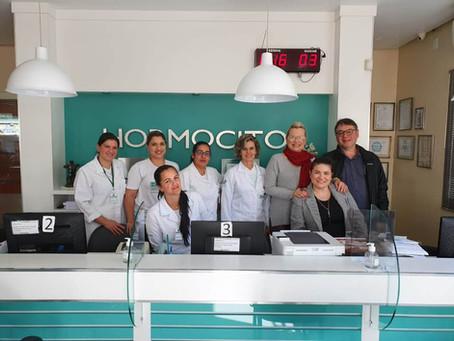 Treinamento Equipe Hormocito