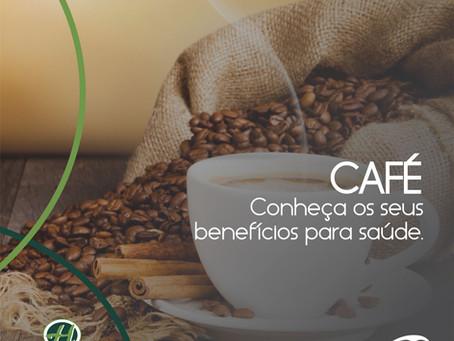 Os benefícios do café!