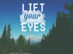 Lift Your Eyes | Rhea Creative