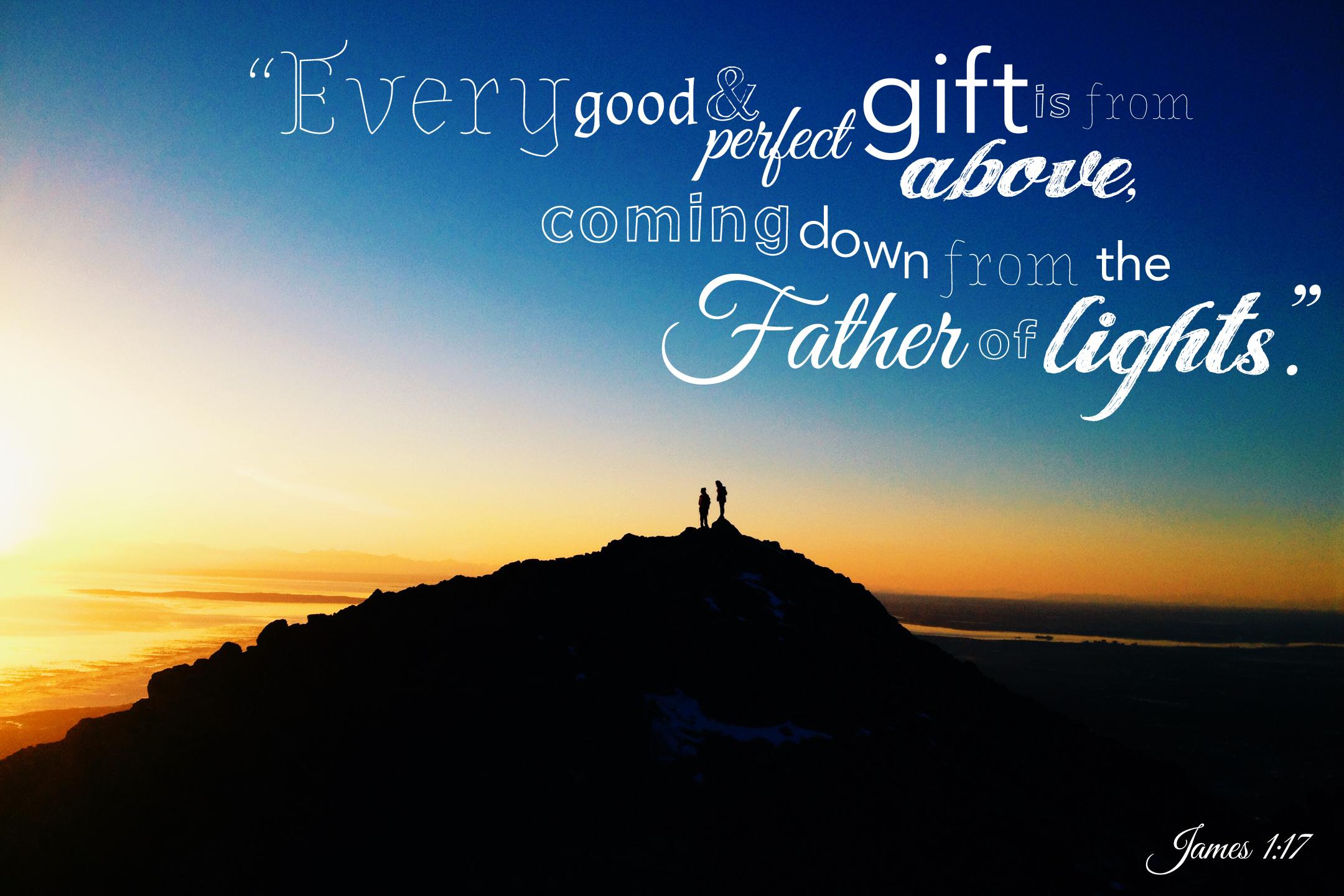 James 1:17 | Rhea Creative