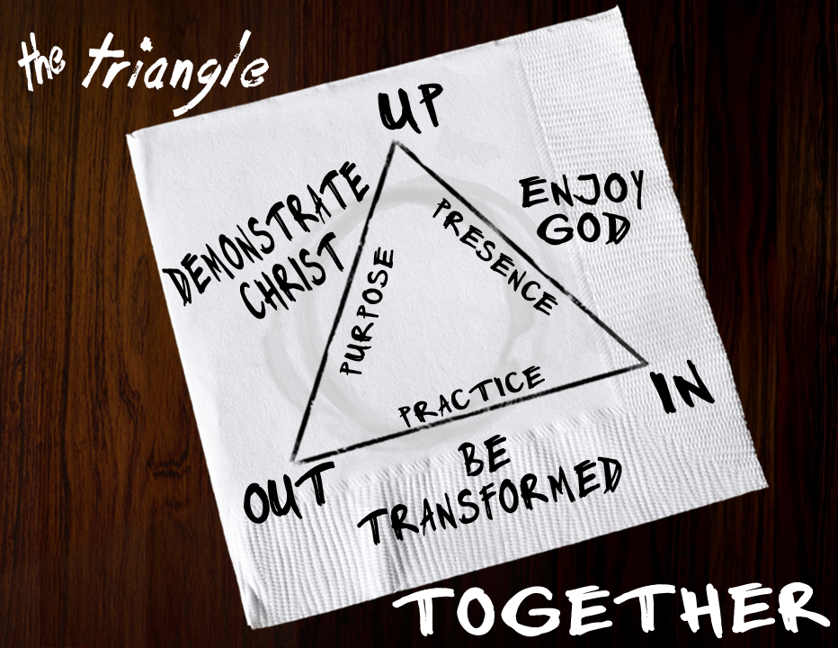 The Bar Napkin Gospel | Triangle