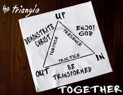 The Bar Napkin Gospel | Triangle