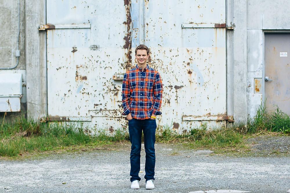 Brett :: Senior Shoot