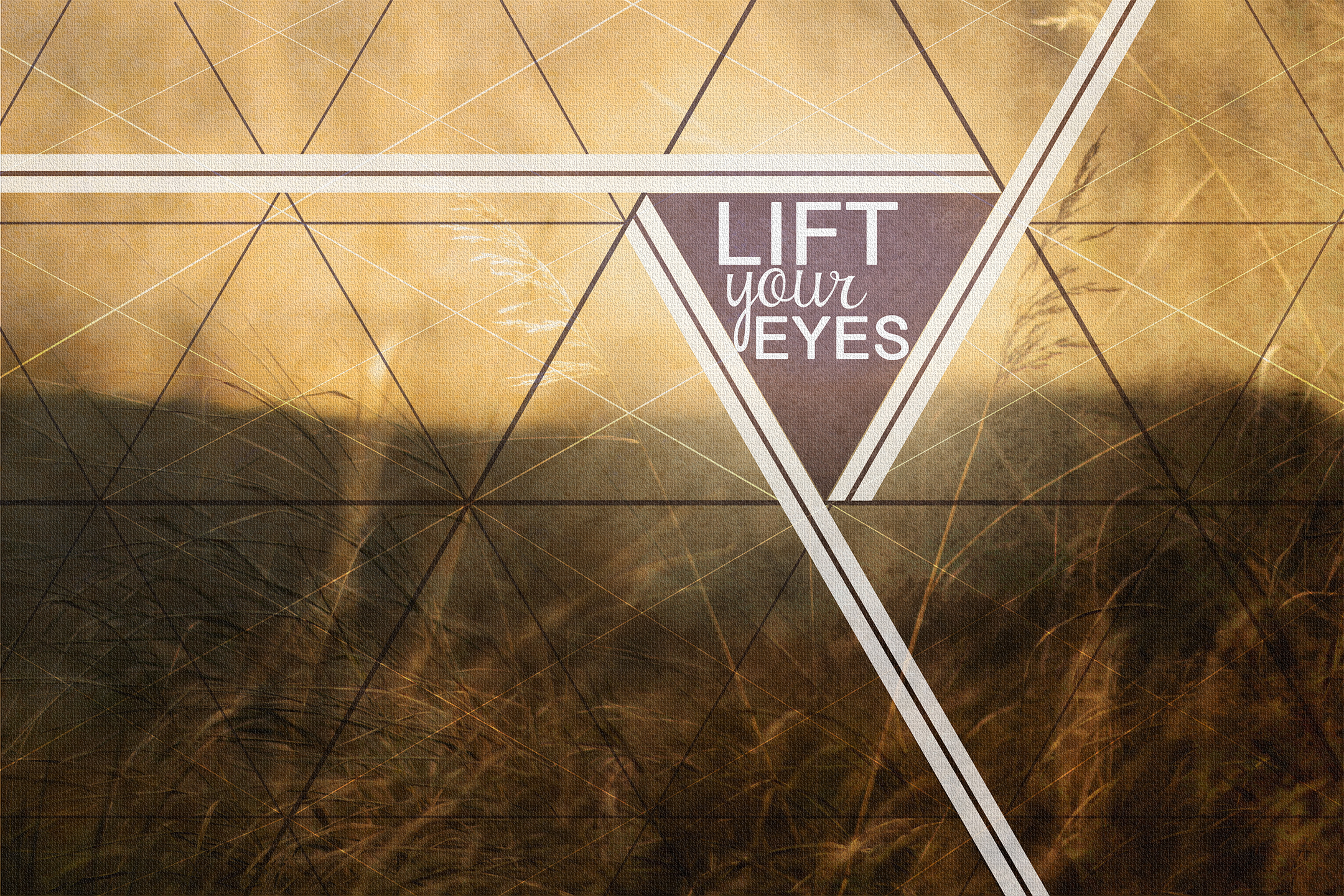 Lift Your Eyes Final | Rhea Creative