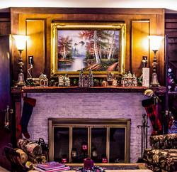 Formal Fireplace