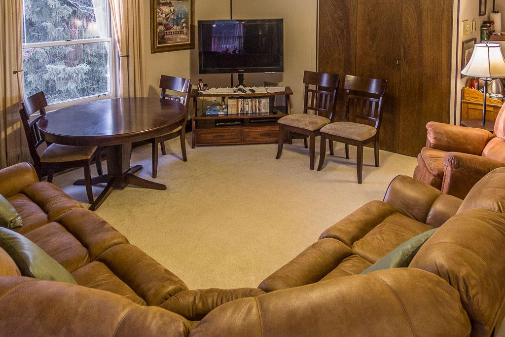 Community Sitting Room