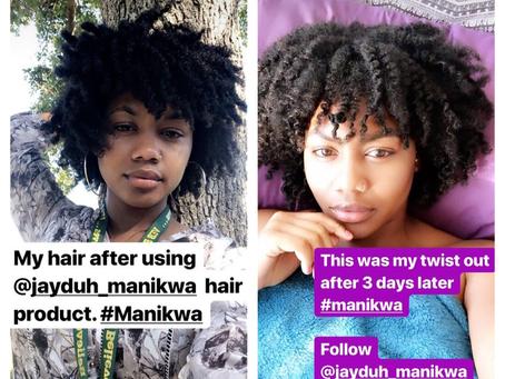 Dry Hair? Girl, WHERE?!