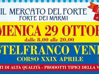 Il Mercato Del Forte a Castelfranco Veneto