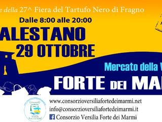 Mercato della Versilia - Forte dei Marmi a CALESTANO (PR)