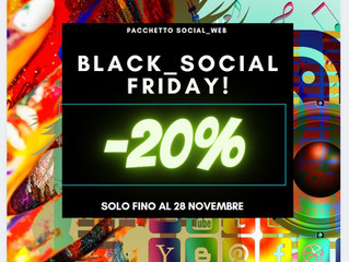 BLACK SOCIAL FRIDAY