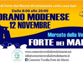 Mercato della Versilia - Forte dei Marmi a Fiorano Modenese.