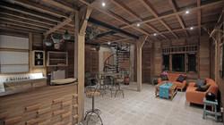Rumah Shoji Interior