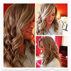 Everyday & Wedding Day Hairstyling