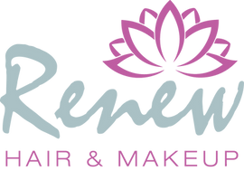Renew Hair & Make-up logo