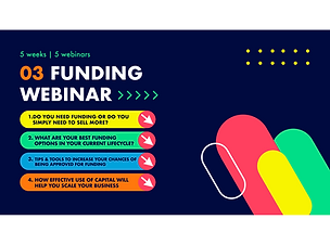 Business Finance Bootcamp   Funding 03