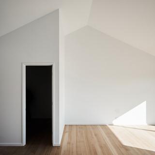 raking ceiling in passive solar home gis