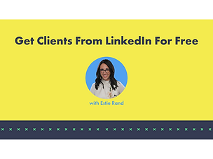 How to leverage LinkedIn for FREE