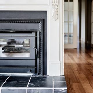 fireplace and vic ash timber flooring.jp