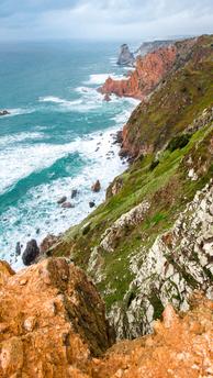 Rugged Cliffside