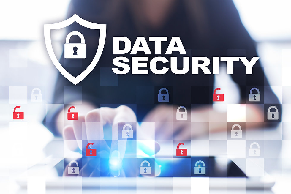 Data protection and cyber security conce