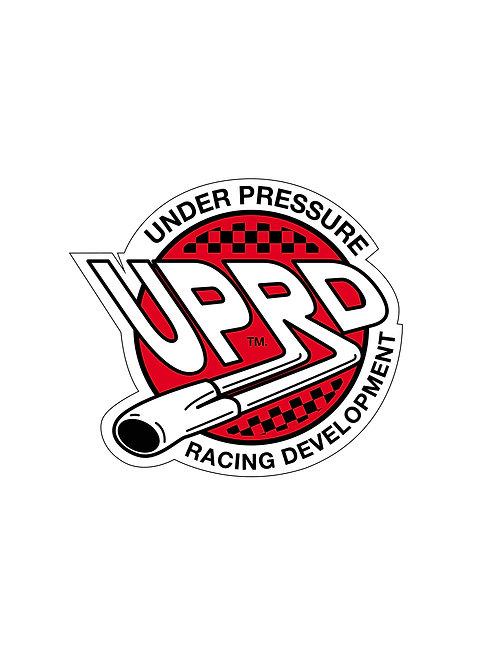 Speedway Style Bumper Sticker