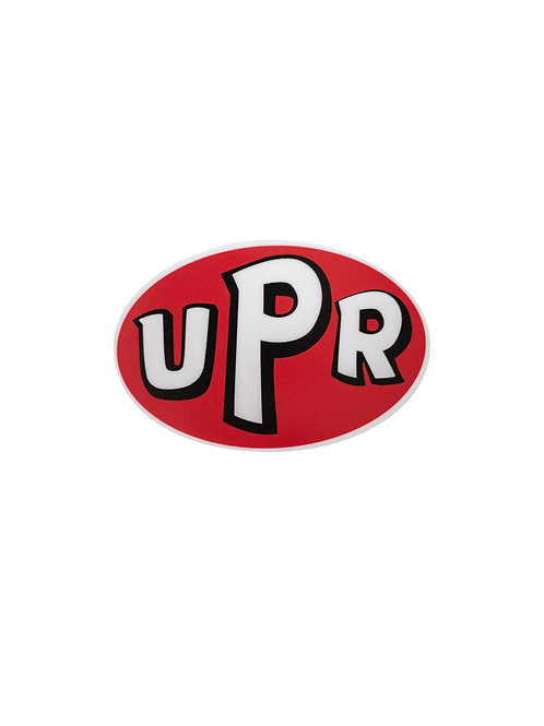 UPR Track Walk sticker