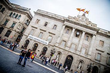 La Catalogne veut l'indépendance