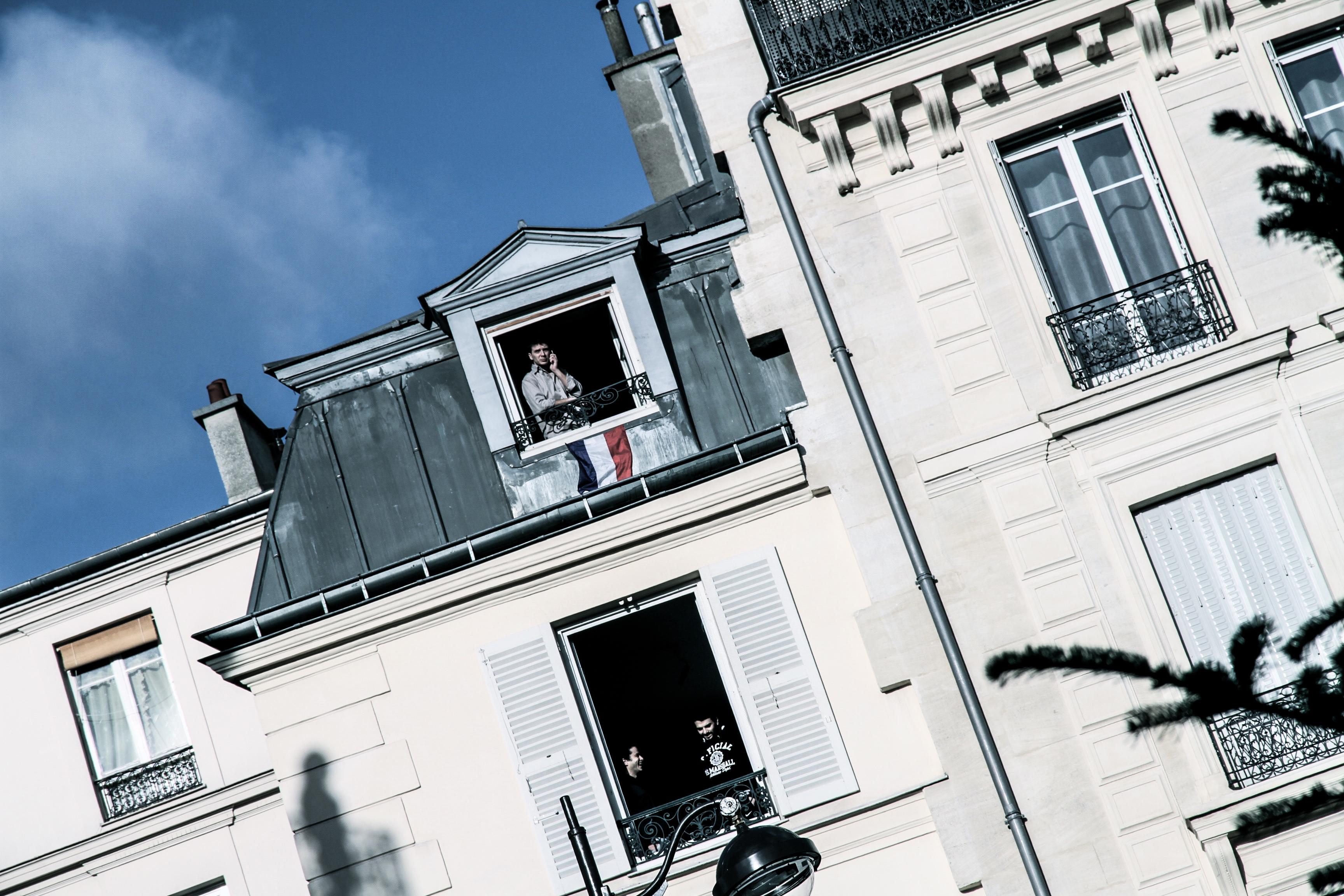 11 janvier, Paris IV