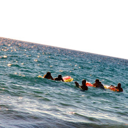 Youth in the Sea