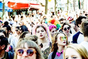 Love Wins, Parisian Gay Pride 2015 © Axelle Emden