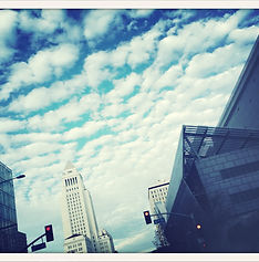 Los Angeles by Axelle Emdn COPYRIGHT