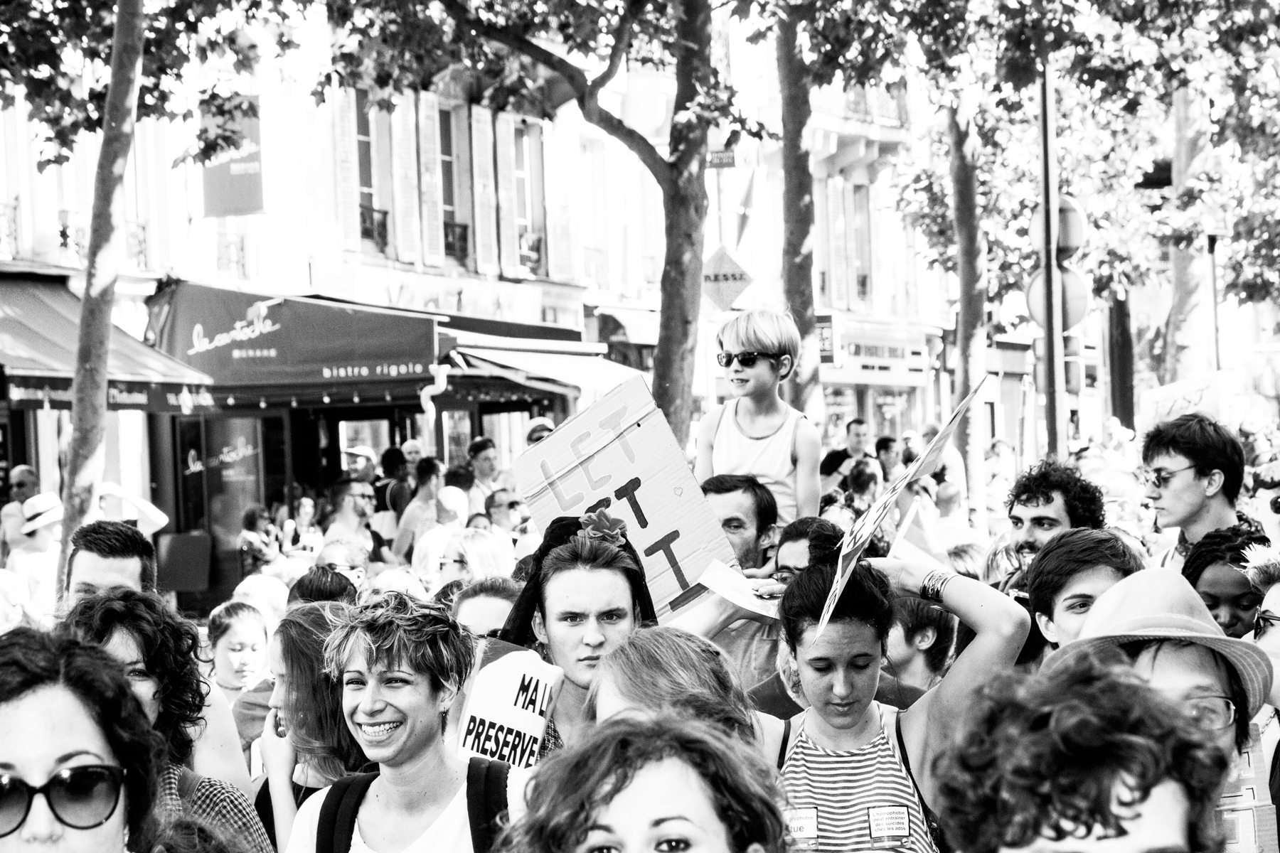 Happy Crowd