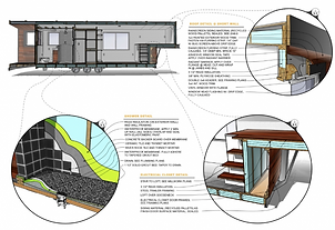 Zen Tiny Homes 3D Design Process