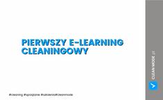 Pierwszy e-learning dla cleaningu