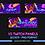 Thumbnail: Twitch Mixer Panels | Harley Quinn x Fortnite V2.0