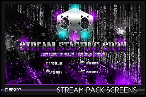 Stream Pack | Overwatch Sombra