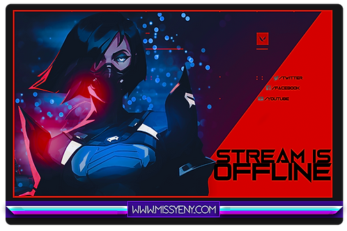 VALORANT | PANELS + OFFLINE SCREEN