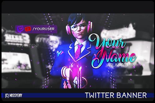 Twitter Banner | DvA Overwatch V2.0