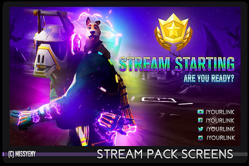 Stream Pack | FORNITE