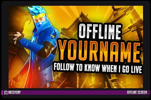 Screen Offline Stream | FORNITE