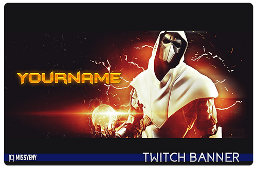 Twitch Banner | Fortnite