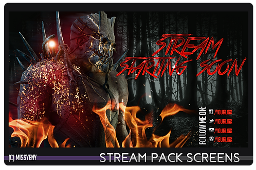 Stream Pack | Dead by Daylight