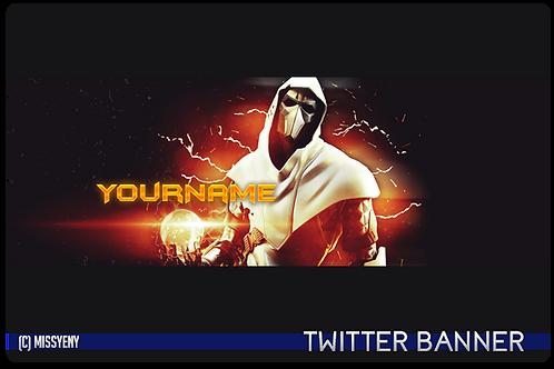 Twitter Banner | Fortnite