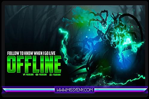 THRESH - OFFLINE Screen | League of Legends