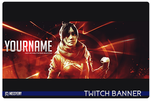 Twitch Banner   Wraith Apex