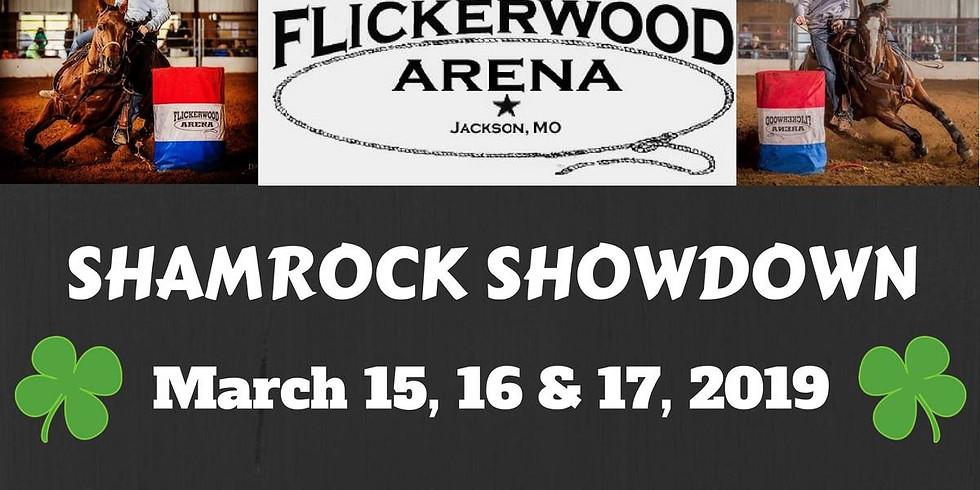 Shamrock Showdown - Flickerwood Arena