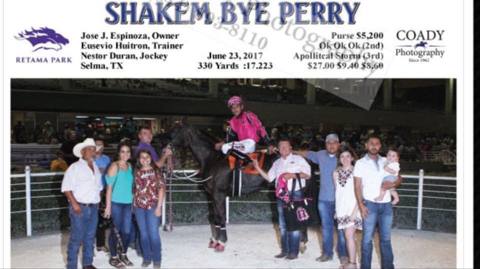 Shake Em Bye Perry