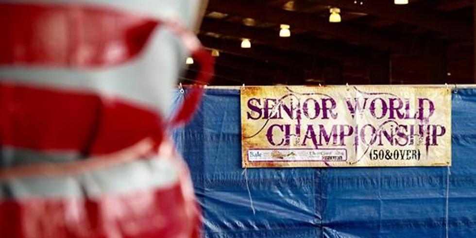 Senior World Championship Barrel Race