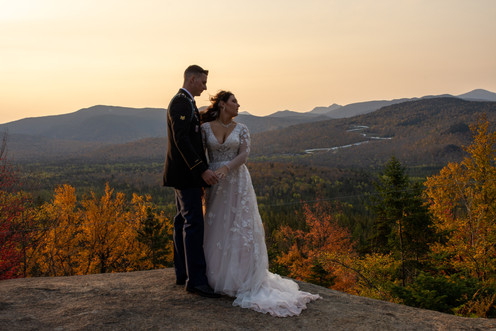Lake Placid Elopement Photographer All I